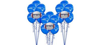New England Patriots Balloon Kit