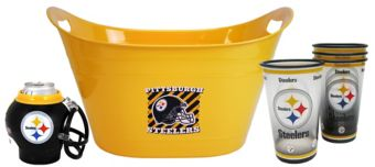 Pittsburgh Steelers Drink Tailgate Kit