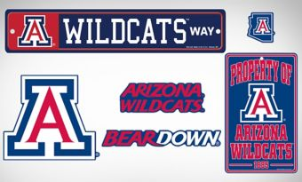 Arizona Wildcats Dorm Room Kit