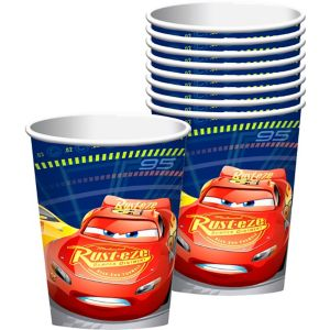 Cars 3 Cups 8ct