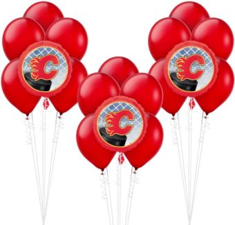 Calgary Flames Balloon Kit