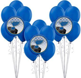 St. Louis Blues Balloon Kit