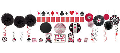 Place Your Bets Casino Deluxe Decorating Kit