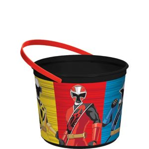 Power Rangers Ninja Steel Favor Container