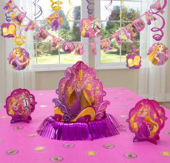 Rapunzel Decorating Kit