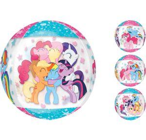 My Little Pony Balloon - See Thru Orbz