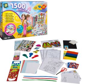 Activity Art Set 1500pc