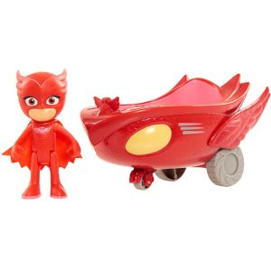 Owl Glider & Owlette Playset 2pc - PJ Masks