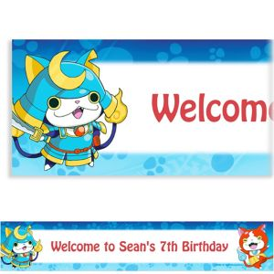 Custom Yo-Kai Watch Banner