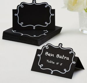 Chalkboard Place Cards 50ct