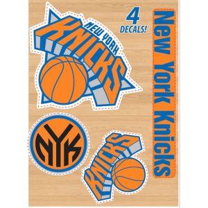 New York Knicks Decals 5ct