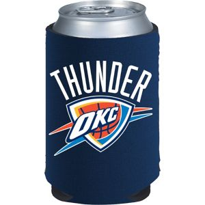 Oklahoma City Thunder Can Coozie