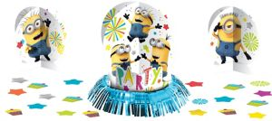 Minions Table Decorating Kit 23pc