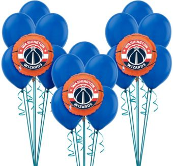 Washington Wizards Balloon Kit