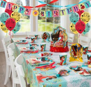 Elena of Avalor Super Party Kit for 8 Guests