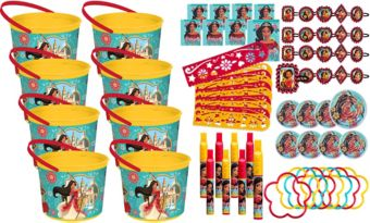 Elena of Avalor Ultimate Favor Kit for 8 Guests