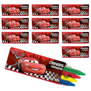 Cars Crayon Boxes 48ct