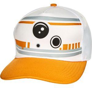 BB-8 Baseball Hat - Star Wars 7 The Force Awakens