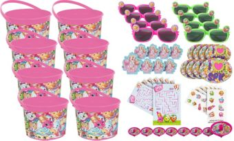 Shopkins Ultimate Favor Kit for 8 Guests