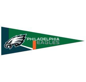 Small Philadelphia Eagles Pennant Flag