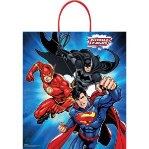 Justice League Trick-or-Treat Bag