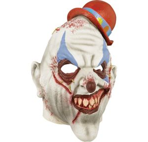Adult Bloody Clown Mask