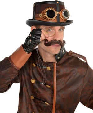 Adult Steampunk Costume Accessory Kit