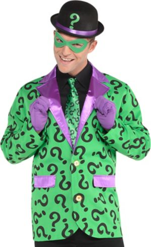 Adult Riddler Costume Accessory Kit - Batman