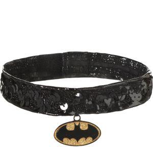 Adult Batgirl Choker - Batman