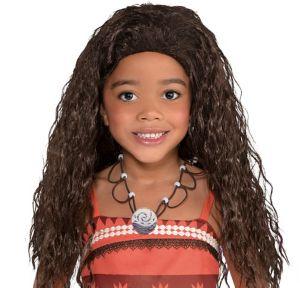 Child Moana Wig