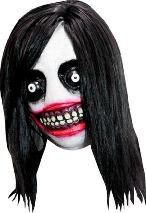 Adult Jeff the Killer Mask