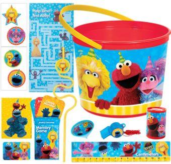 Sesame Street Ultimate Favor Kit for 8 Guests
