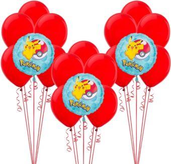Pokemon Balloon Kit