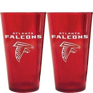 Atlanta Falcons Pint Cups 2ct
