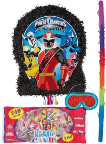 Power Rangers Pinata Kit