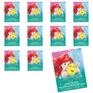 Little Mermaid Coloring Books 48ct