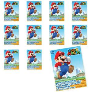 Super Mario Coloring Books 48ct