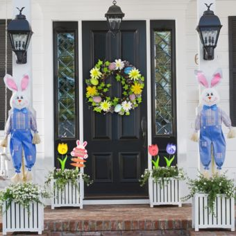 Easter Porch Decorating Kit