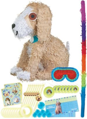 Puppy Pinata Kit with Favors