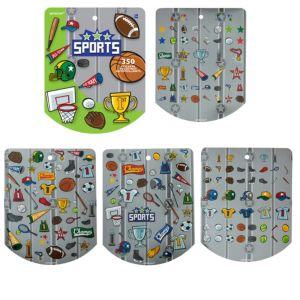 Jumbo Sports Sticker Book 8 Sheets