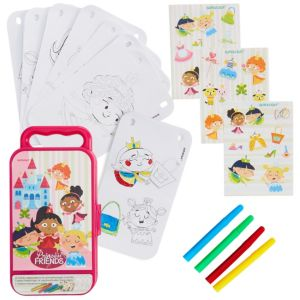 Princess Sticker Activity Box