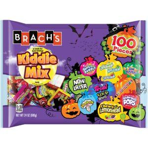 Brach's Sweet & Sour Kiddie Mix 100ct