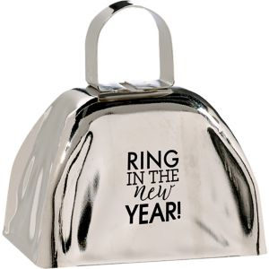 New Year's Cow Bell