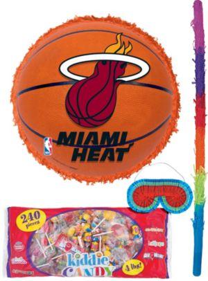 Miami Heat Pinata Kit