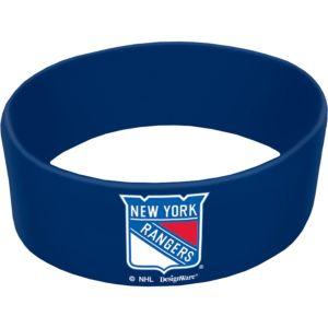 New York Rangers Wristbands 6ct