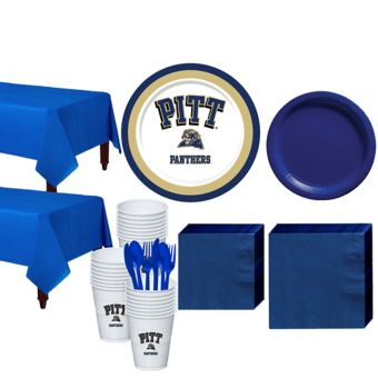Pittsburgh Panthers Basic Party Kit for 40 Guests