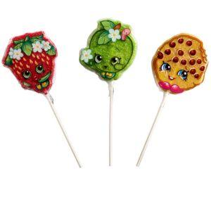 Shopkins Lollipops 12ct