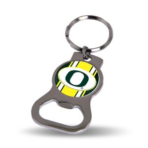 Oregon Ducks Bottle Opener Keychain