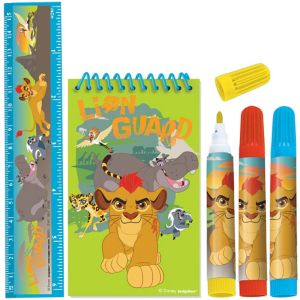 Lion Guard Stationery Set 5pc