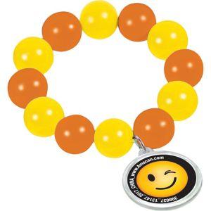 Smiley Bead Bracelet